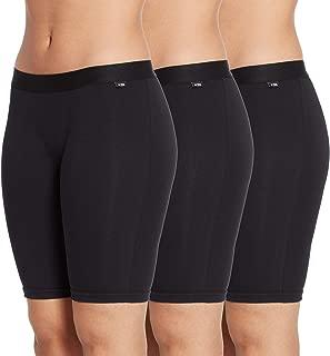 "9"" Boxer Briefs, 3 Pack Cotton Underwear, All Day Comfort (XS to 4X)"