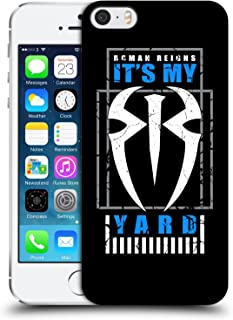 Official WWE Roman Reigns It's My Yard 2 2017/18 Superstars Hard Back Case Compatible for iPhone 5 iPhone 5s iPhone SE