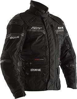 RST Pro Ser 2850 Adventure III Ce Motorcycle Textile Jacket Ice/Blue Size EU46