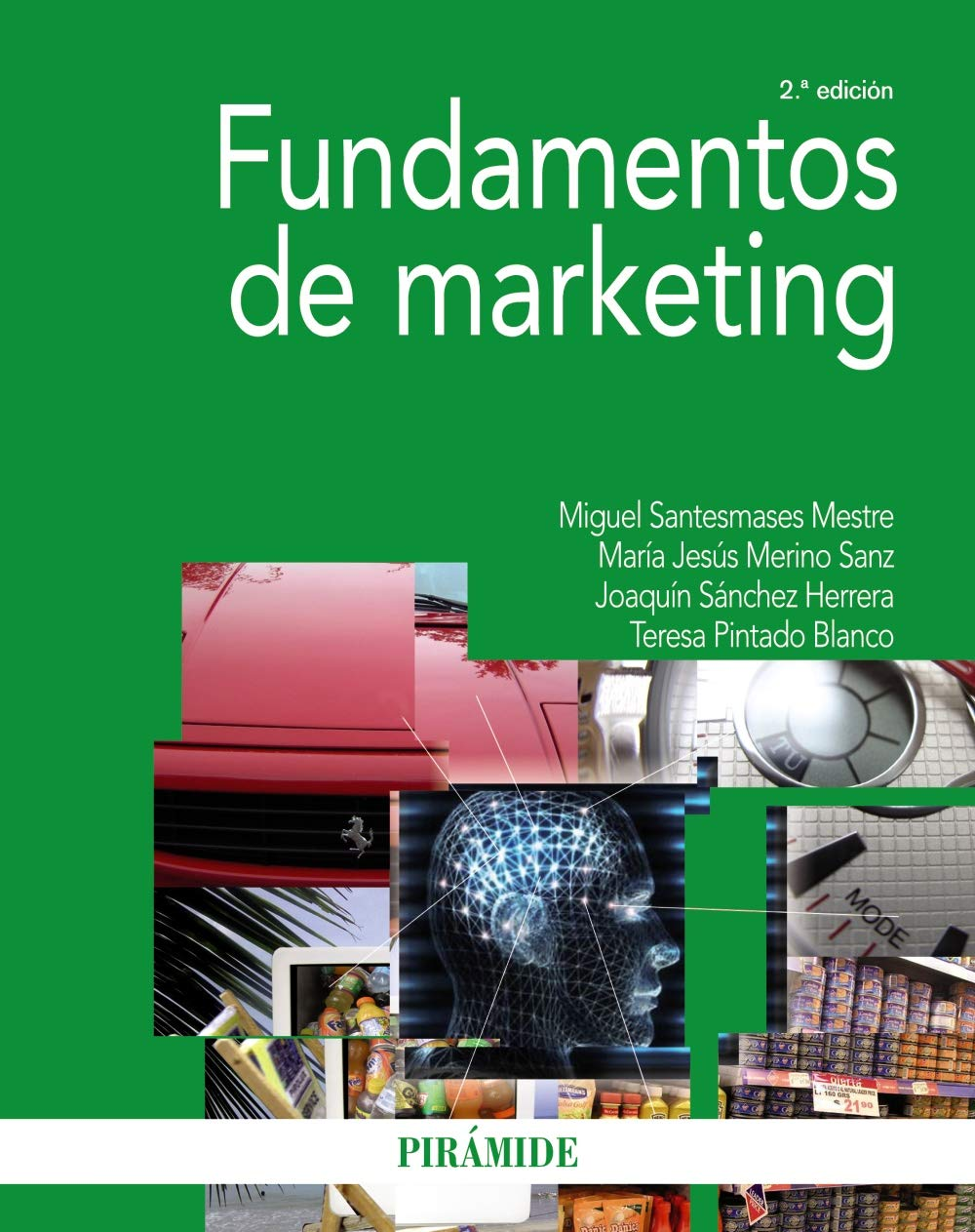 Download Fundamentos de marketing (Economía y Empresa)