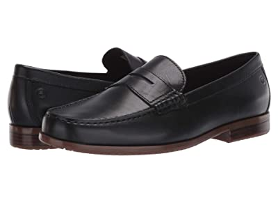 Rockport Curtys Penny (Black Glass) Men