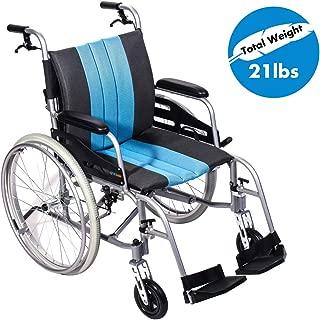 hi fortune lightweight medical manual wheelchair