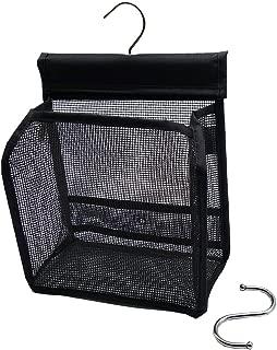 ALYER Mini Storage Basket, Serial Type Mesh Shower Caddy (1)