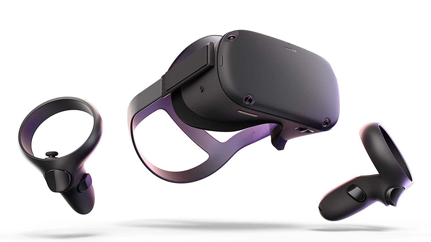 Oculus Quest San Francisco Mall All-in-one VR – Headset Albuquerque Mall 128GB Gaming