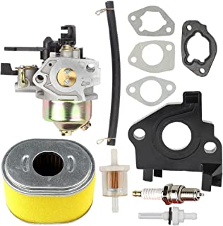 HIPA Carburetor Air Filter Spark Plug for Honda GX240 8HP GX270 9HP Engine 270cc Water Pump 16100-ZH9-W21 16100-ZE2-W71