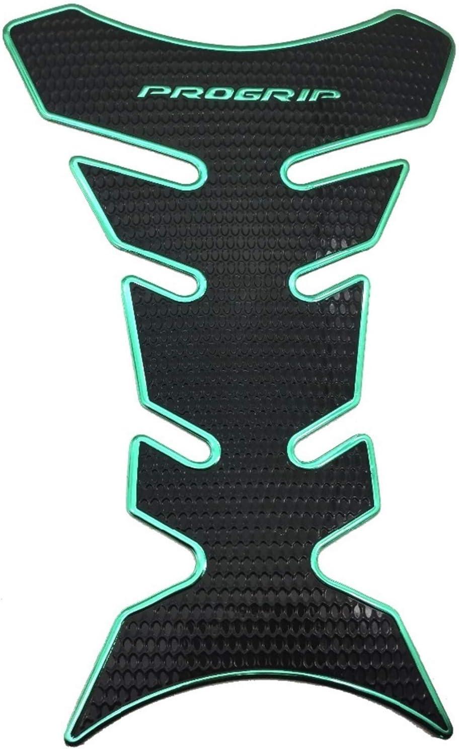I decalcomani del serbatoio del combustibile del motociclo 3d /è il coperchio del pad copertura adesivi per Honda Yamaha R1 R6 Honda CBR 600 F2 F3 F4 F4i Kawasaki ZX6R Color : Black