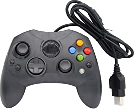 OSTENT Wired Controller Gamepad S Type 2 A for Microsoft Old Generation Xbox Console Video Game