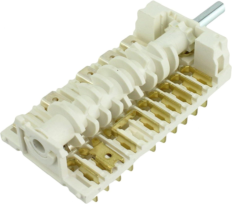 mejor calidad mejor precio Spares2go Spares2go Spares2go Encimera Selector Interruptor para Caple Horno Cocina  bajo precio