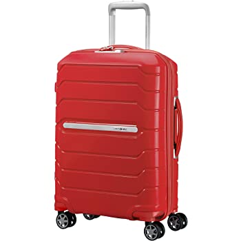 Samsonite Flux - Spinner Bagage cabine 55 Centimeters 44 Rouge (Red)