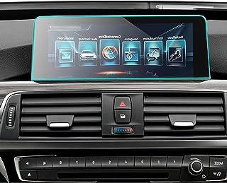 HAZYJT Compatible avec B-MW 1 2 3 4 Series F20 F21 F22 F30 F31 F32 F34 Protecteur D'écran De Navigation De Voiture HD Tran...