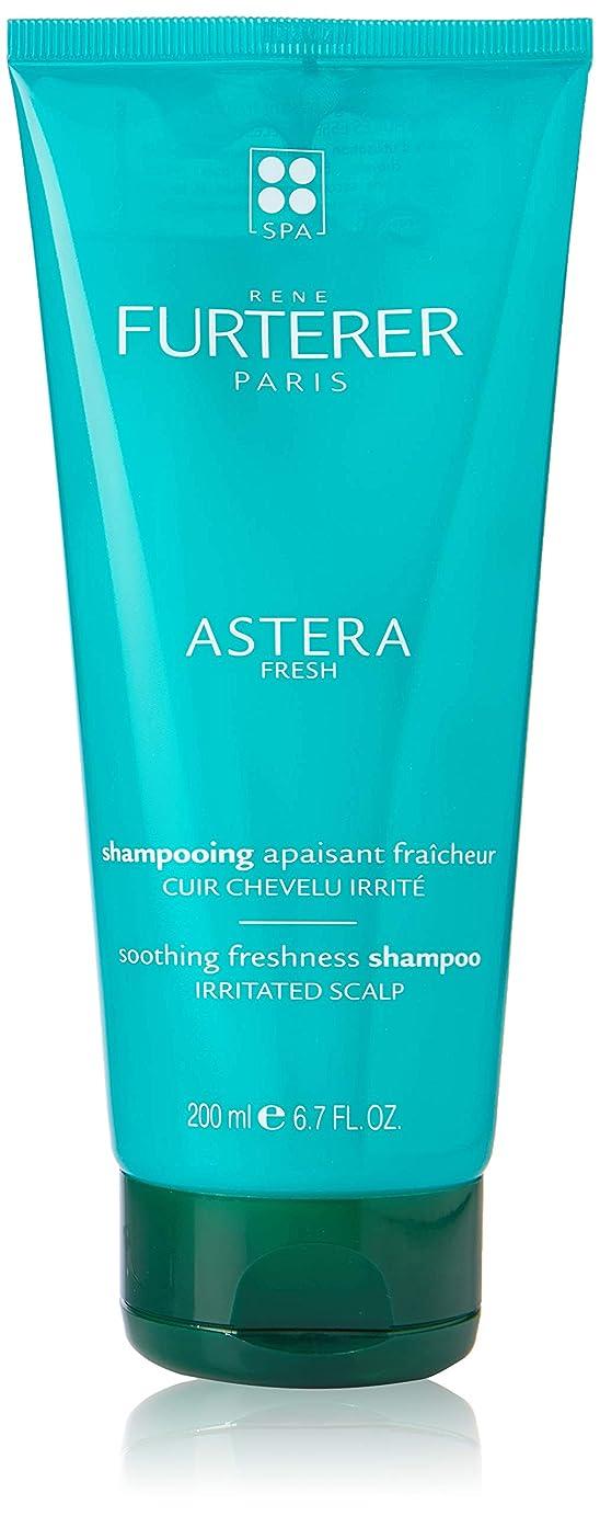 たるみ衣装人に関する限りルネフルトレール Astera Soothing Freshness Shampoo (For Irritated Scalp) 200ml [海外直送品]