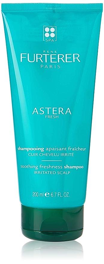 フィクション壊す大人ルネフルトレール Astera Soothing Freshness Shampoo (For Irritated Scalp) 200ml [海外直送品]
