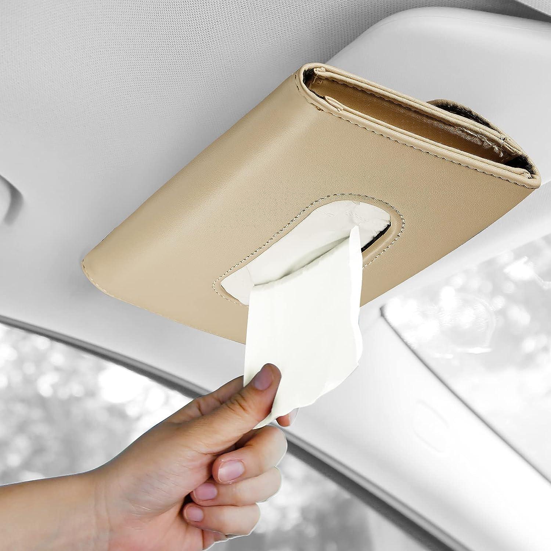 Direct All items free shipping store Car Tissue Holder Mask Napkin for Visor Sun