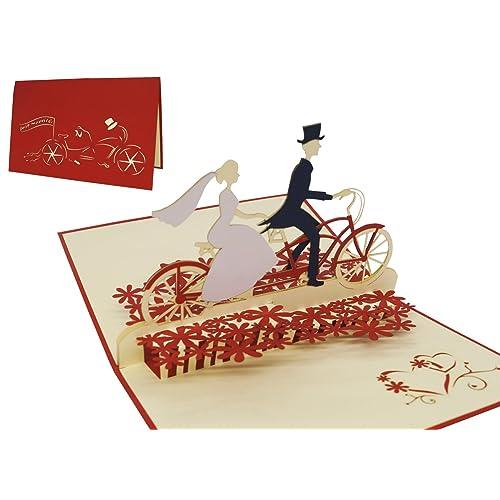 Auguri Originali Per Matrimonio : Biglietto auguri matrimonio amazon