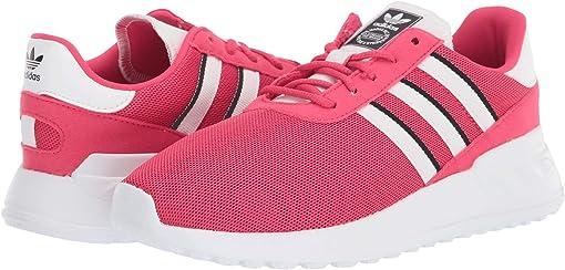 Power Pink/Footwear White/Core Black