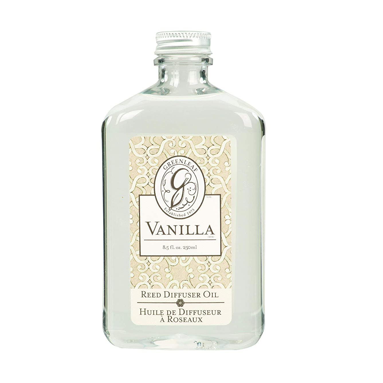 いっぱい欲望ゲージGREEN LEAF REED DIFFUSER OIL REFILL VANILLA