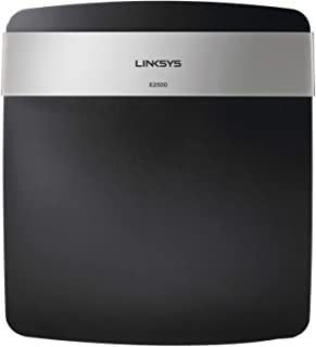 Cisco Linksys E2500 Advanced Simultaneous Dual-Band Wireless-N Router