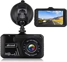 Dash Cam,zhiroad 1080P FHD 3