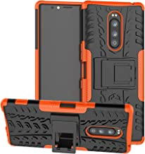 Xperia 1/ XZ4 Case,Labanema Heavy Duty Shock Proof Rugged Cover Dual Layer Armor Combo Protective Hard Case Cover for Sony Xperia 1(6.5