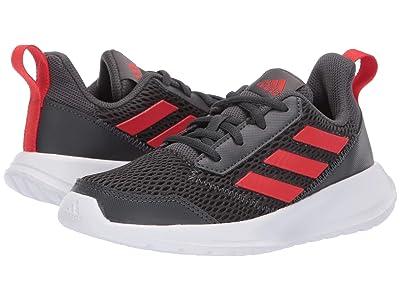 adidas Kids AltaRun (Little Kid/Big Kid) (Grey Six/Active Red/Footwear White) Boys Shoes