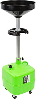 OEMTOOLS 87032 9 Gallon Portable Upright Lift Drain | Auto Mechanic Tool for Changing & Recycling...