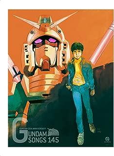 Gundam 30th Anniversary Box Gundam 10 CDs 145 Songs [Limited Release]