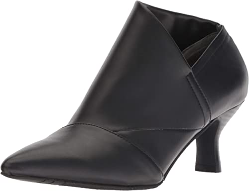 Adrianna Papell Wohommes Hayes Pump, noir Stretch Smooth, 10 M US