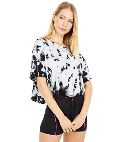 YEAR OF OURS Cropped Tee (Tie-Dye) Women