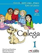 Colega 1 - pack alumno + ejercicios + CD audio: Libro del alumno + CD + Cuaderno de ejercicios (pack) 1: Vol. 1
