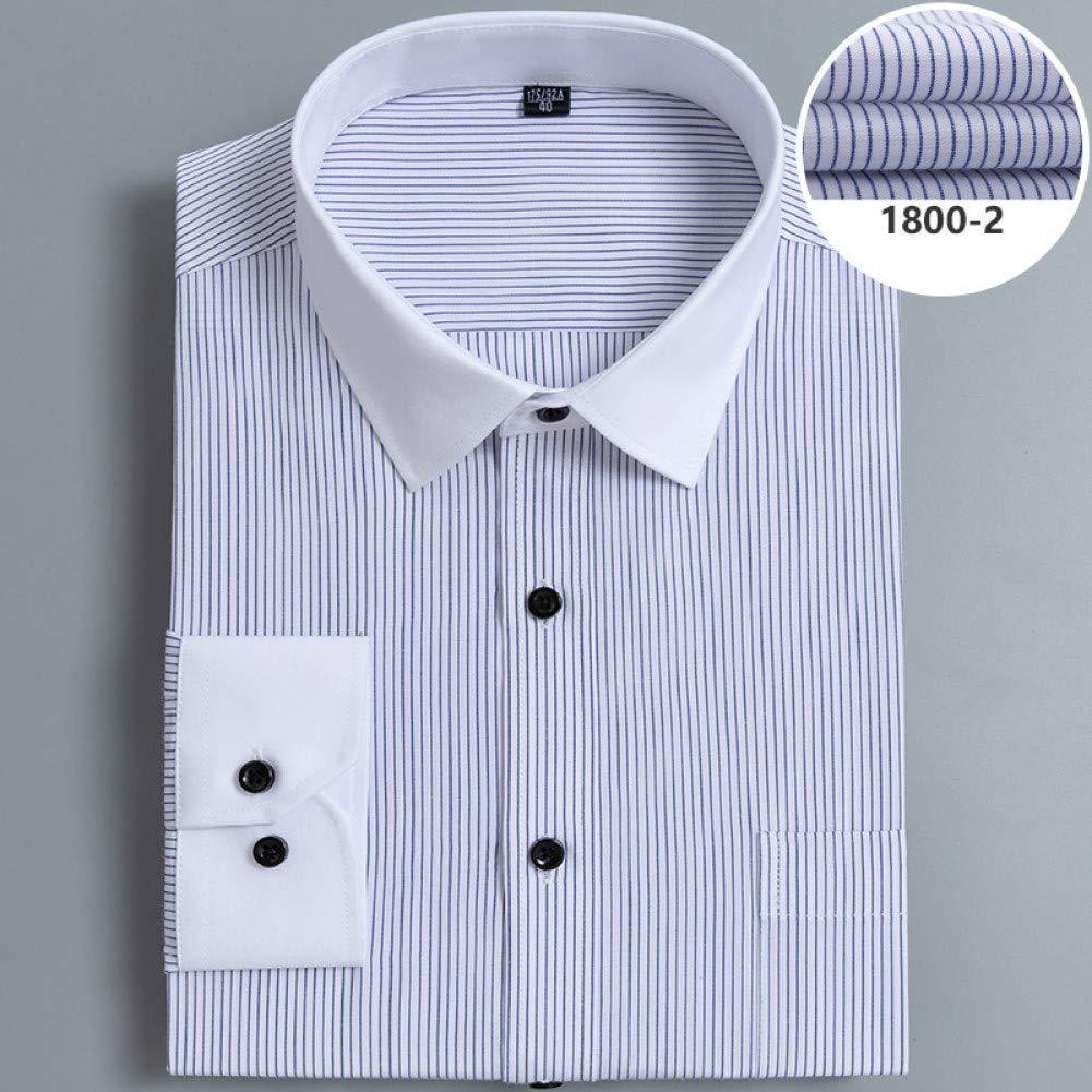 CSDM Camisa de Hombre Más el tamaño 8XL 7XL 6XL 5XL Camisa de los Hombres Nuevos 2019 Hombres Camisa de Manga Larga Moda Causal Vestido Camisas Masculinas Marca de Tela: Amazon.es: Hogar