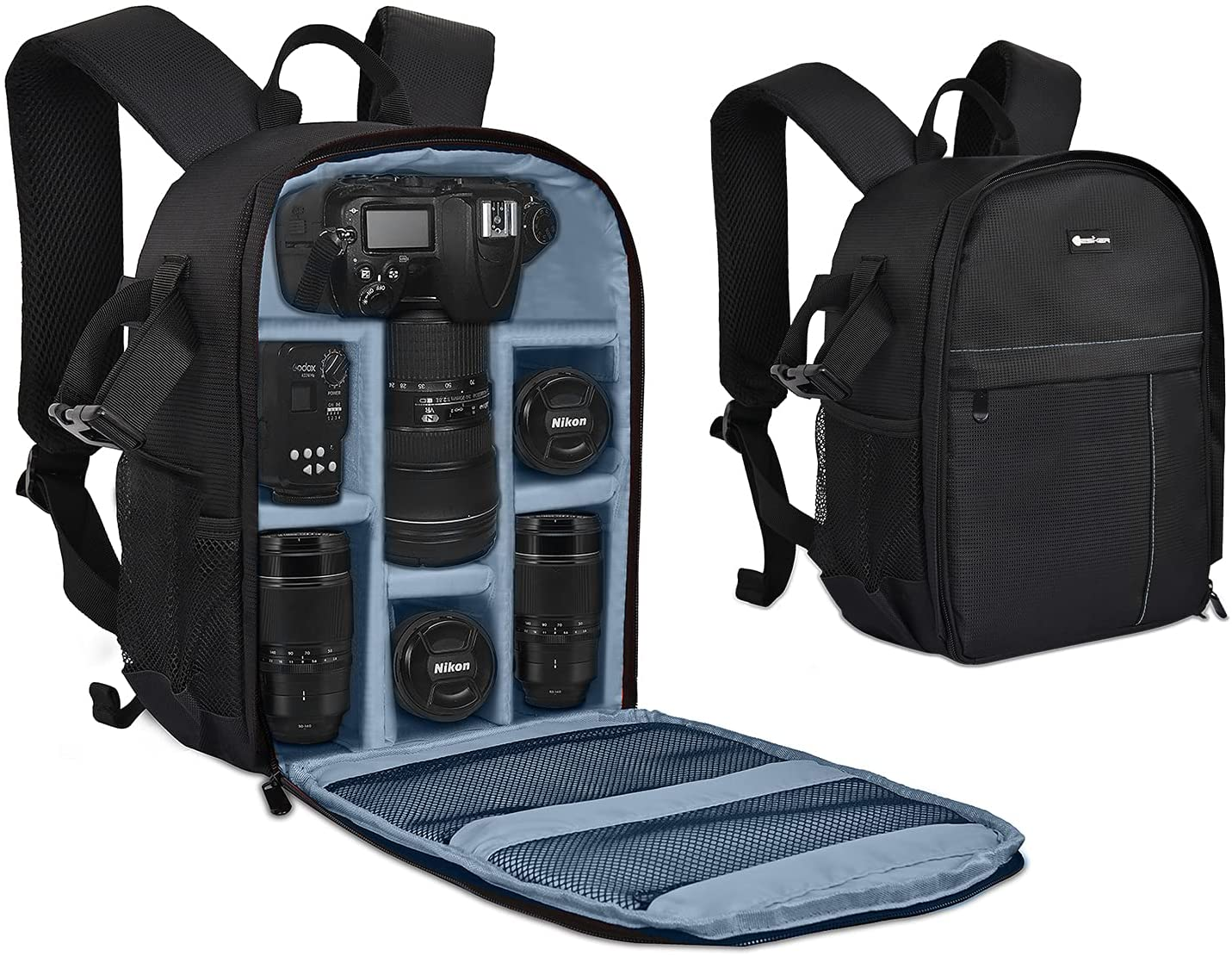 Yesker Camera All stores are sold Backpack Professional Waterpro DSLR Bag SLR cheap