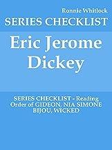 Eric Jerome Dickey - SERIES CHECKLIST - Reading Order of GIDEON, NIA SIMONE BIJOU, WICKED