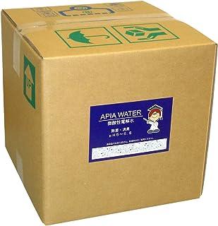 HOKUETSU 微酸性次亜塩素酸水 Apia water(微酸性電解水)20L 内装フィルムタイプ