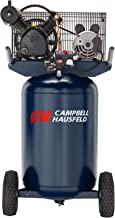 Campbell Hausfeld 30 gallon 2 Stage Air Compressor (XC302100), Blue