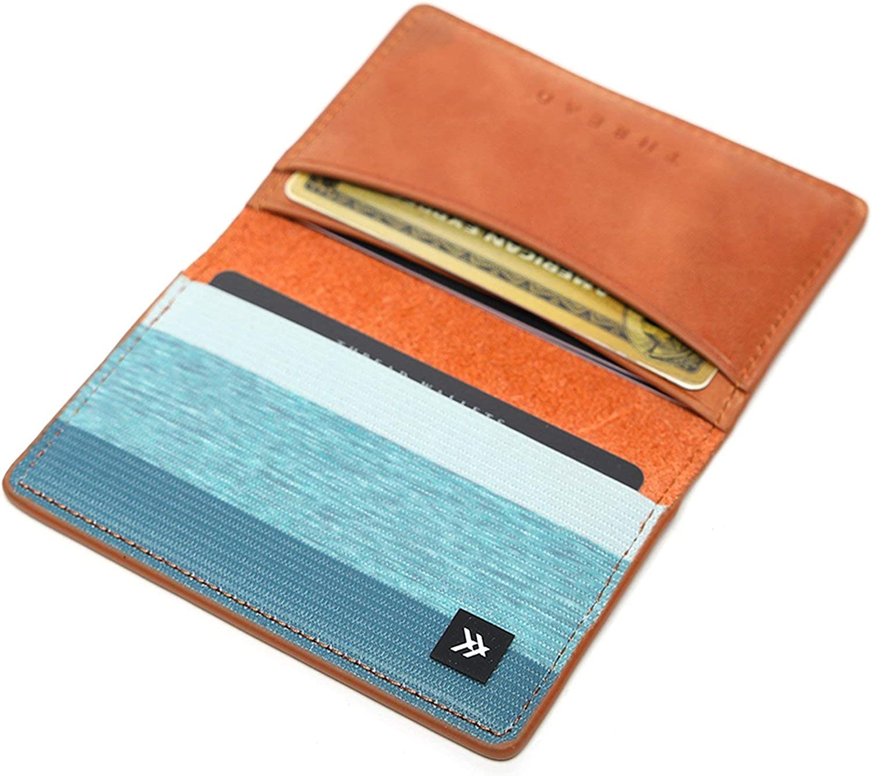 Thread Wallets - Slim Minimalist Wallet - Bifold Wallet (Swell)