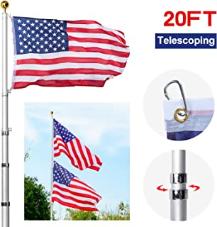 Best american flag for sale with pole Reviews