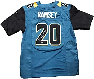 Signed Jalen Ramsey Jersey - Home Alternate - JSA Certified - Autographed NFL Jerseys
