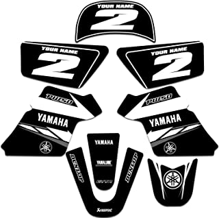 Best custom yamaha pw50 Reviews