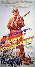 Davy Crockett 11x17 Movie Poster (1955)
