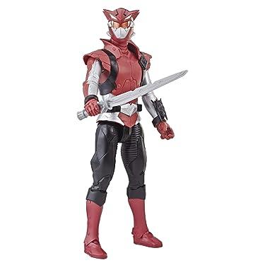 """Power Rangers Beast Morphers Cybervillain Blaze 12"""" Action Figure"""