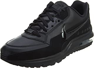 Mens Air Max LTD Running Shoes Black/Black 687977-020 Size 12