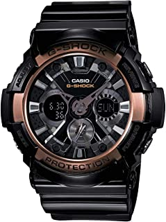 CASIO watch G-SHOCK GA-200RG-1A Men's