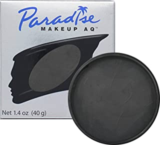 Mehron Paradise BLACK - Face and Body Paint Pro Size 1.4 oz