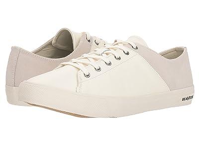 SeaVees Monterey Sneaker (White) Men
