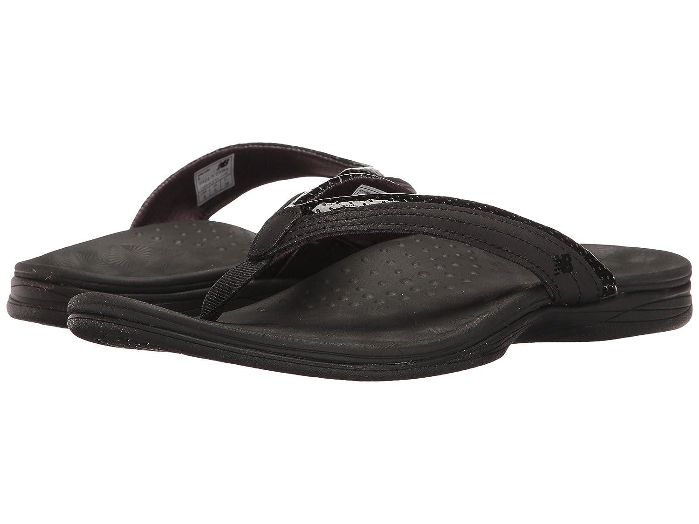 (ニューバランス) New Balance メンズランニングシューズ?スニーカー?靴 Hayden Thong Black ブラック 10 (28cm) B