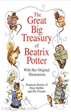Great Big Treasury of Beatrix Potter [3rd edition norton]