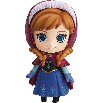 ねんどろいど アナと雪の女王 アナ ノンスケール ABS&PVC製 塗装済み可動フィギュア 二次再販分