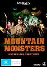Mountain Monsters: Mysterious Creatures | NON-USA Format | PAL | Region 4 Import - Australia