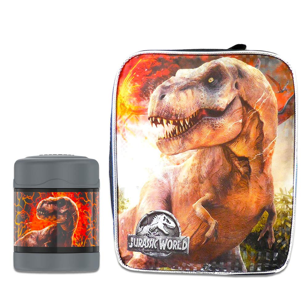 Jurassic World Thermos Lunch Funtainer