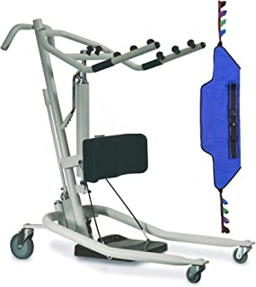 Invacare NCB-STDPROD-1246-KIT GHS350 Lift with R130 Standing Sling